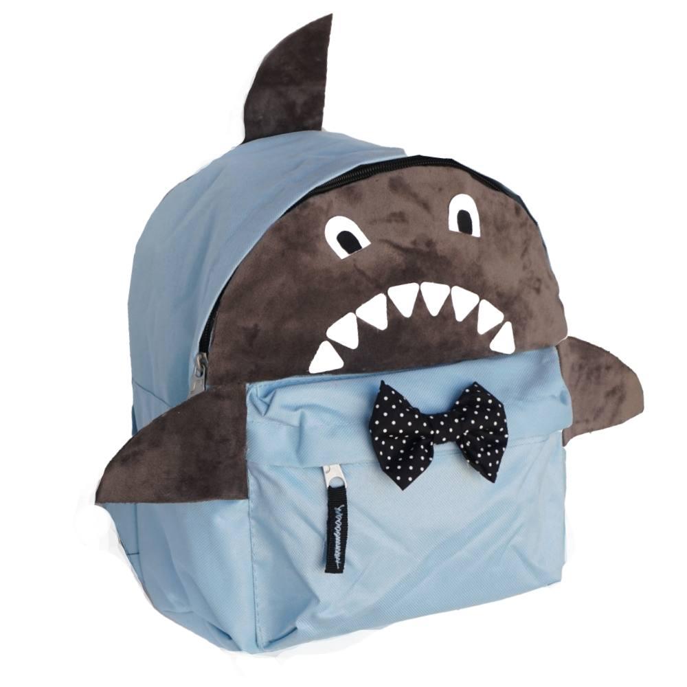 1cd9b93a565 Παιδική Τσάντα Καρχαρίας - e. b.